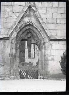 ARH NL Kageler 570, Portal, Kloster Walkenried, 1913