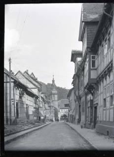 ARH NL Kageler 596,  Straßenbild, Stolberg (Harz), 1913