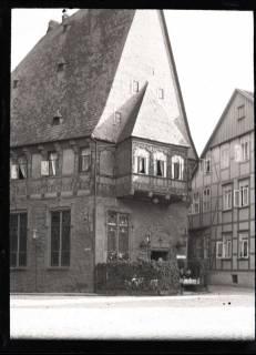 ARH NL Kageler 599, Haus am Hoher Weg, Goslar, 1913