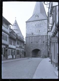 ARH NL Kageler 602, Das breite Tor, Goslar, 1913