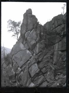 ARH NL Kageler 610, Granitfelsen, Okertal, 1913
