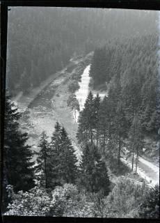 ARH NL Kageler 614, Blick von der Höhe des Romkerhaller Wasserfall, Goslar, 1913