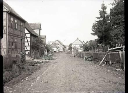 ARH NL Kageler 649, Dorfansicht, Vahle, wohl 1913