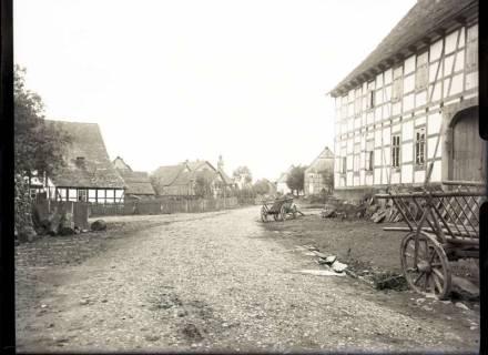 ARH NL Kageler 651, Dorfansicht, Vahle, wohl 1913