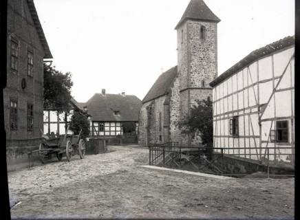ARH NL Kageler 653, Kirche, Wiensen, wohl 1913