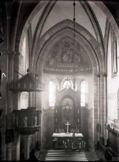 ARH NL Kageler 672, Innenraum Klosterkirche, Barsinghausen, ohne Datum