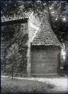 ARH NL Kageler 749, Apsis an der Kirche, Hiddestorf, 1940