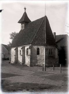 ARH NL Kageler 758, Gotische Kapelle, Gümmer, 1940
