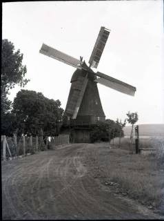ARH NL Kageler 769, Holländermühle (erbaut 1881) Möllerburg, Degersen, 1940