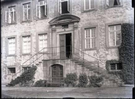 ARH NL Kageler 771, Klosterportal aus dem Barock, Wennigsen, 1940