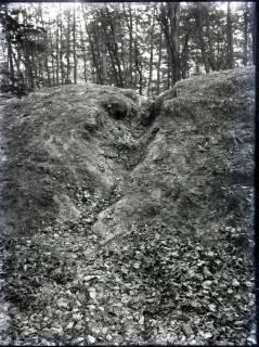 ARH NL Kageler 784, Talbildung durch Erosion, Gehrdener Berg, 1940