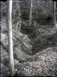 ARH NL Kageler 787, Talbildung durch Erosion, Erosionstal, Deister, 1940