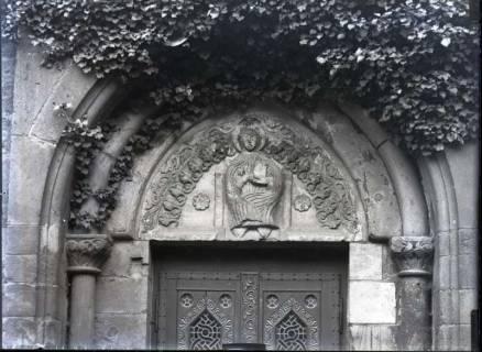 ARH NL Kageler 802, Bogenfeld an Kirche, Gehrden, 1940