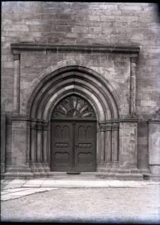 ARH NL Kageler 804, Kirchenportal, Barsinghausen, 1940
