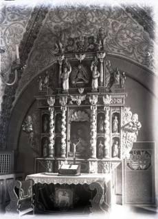 ARH NL Kageler 819, Altar, Wilkenburg/Hemmingen, 1940