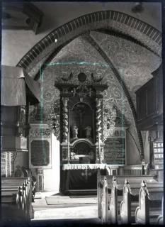ARH NL Kageler 823, Altar, Lenthe, 1940