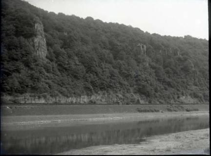 ARH NL Kageler 832, Ufergestein bei Carlshafen, Oberweser, ohne Datum