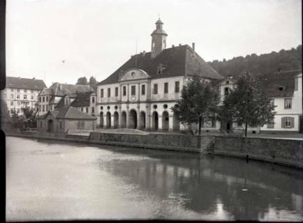 ARH NL Kageler 833, Amtsgericht und Rathaus, Karlshafen, ohne Datum