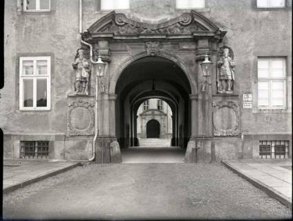 ARH NL Kageler 853, Portal Schloss Corvey, Höxter, ohne Datum