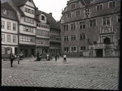 ARH NL Kageler 867, Marktplatz?, Hann. Münden, ohne Datum