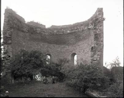 ARH NL Kageler 882, Ruine Krukenburg, Bad Karlshafen, ohne Datum
