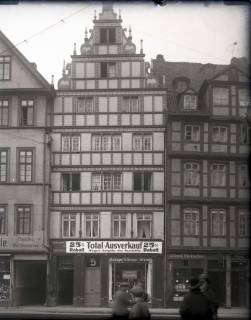 ARH NL Kageler 893, Renaissance Häuser, Hannover, ohne Datum