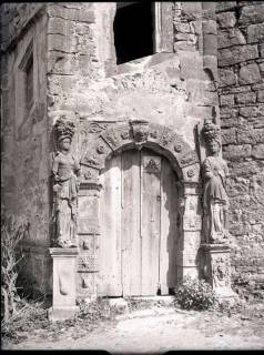 ARH NL Kageler 917, Portal (Kirche?), Sachsenhagen, ohne Datum