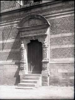 ARH NL Kageler 919, Portal von Schloss Landestrost, Neustadt a. Rbge., ohne Datum