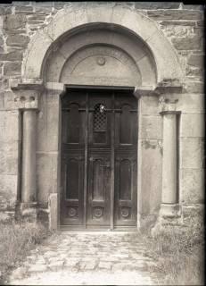 ARH NL Kageler 920, Romanisches Portal, Lügde, ohne Datum