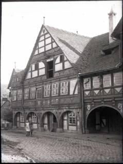 ARH NL Kageler 923, Rathaus, Schwalenberg , ohne Datum