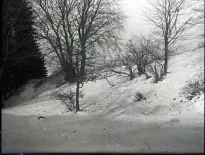 ARH NL Kageler 936, Osterwald im Schnee, ohne Datum