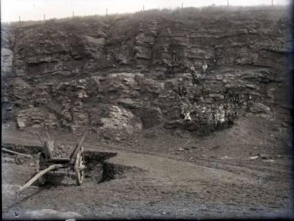 ARH NL Kageler 938, Steinbruch aus dem braunen Jura, Stemmer Berg, ohne Datum