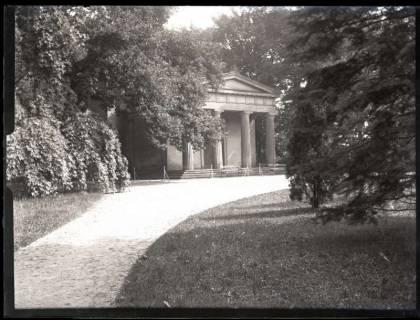 ARH NL Kageler 966, Mausoleum, Herrenhausen, ohne Datum