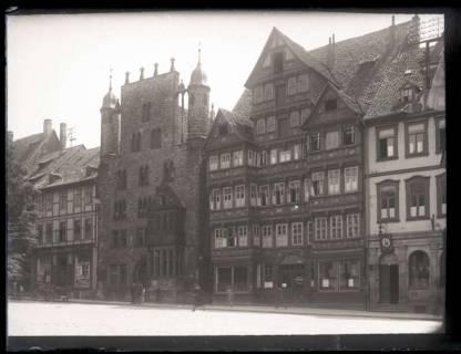 ARH NL Kageler 971, Marktplatz, Hildesheim, ohne Datum