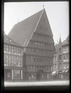 ARH NL Kageler 977, Knochenhaueramtshaus, Hildesheim, ohne Datum