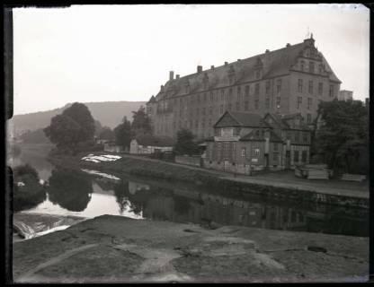ARH NL Kageler 979, Schloß, Hann. Münden, ohne Datum