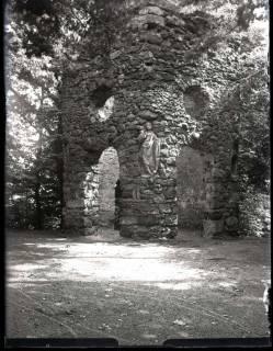 """ARH NL Kageler 994, """"Hexenturm"""" im Hinüberschen Garten, Marienwerder, ohne Datum"""