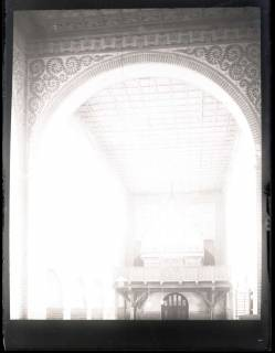 ARH NL Kageler 1055, Innenraum einer Kirche, 1914
