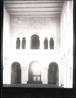 ARH NL Kageler 1056, Innenraum der Stiftskirche, Bad Gandersheim, ohne Datum