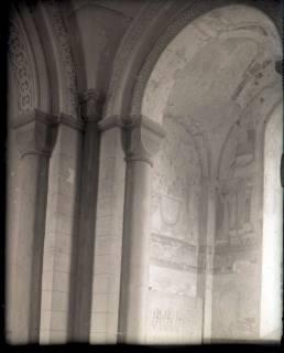 ARH NL Kageler 1060, Innenraum der Kirche, Idensen, nach 1930