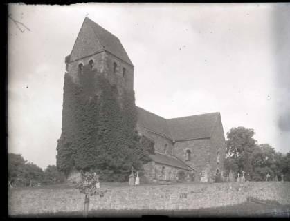 ARH NL Kageler 1064, Kirche und Friedhof, ohne Datum