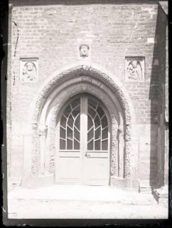 ARH NL Kageler 1069, Kirchenportal, Neustadt a. Rbge., ohne Datum