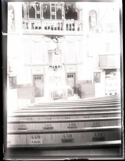 ARH NL Kageler 1071, Innenraum der Kirche, Pattensen, ohne Datum