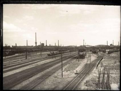 ARH NL Kageler 1084, Bahngleise, Bornum, ohne Datum
