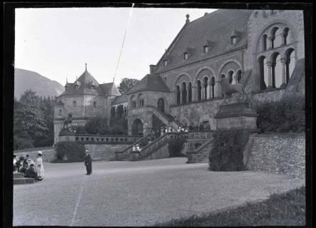 ARH NL Kageler 1088, Kaiserpfalz, Goslar, 1913