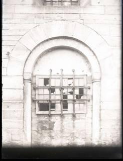 ARH NL Kageler 1093, Vergittertes Fenster, Wunstorf, ohne Datum