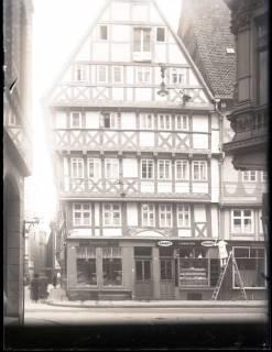 ARH NL Kageler 1129, Marktstraße, Hannover (?), ohne Datum