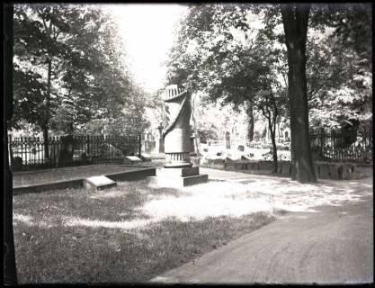 ARH NL Kageler 1130, Friedhof an der Langen Laube, Hannover, ohne Datum