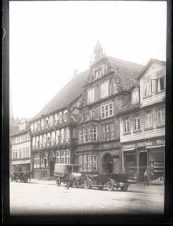 ARH NL Kageler 1138, Museum und Geschäfte in der Osterstraße, Hameln, ohne Datum