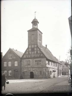 ARH NL Kageler 1141, Rathaus, Sachsenhagen, ohne Datum